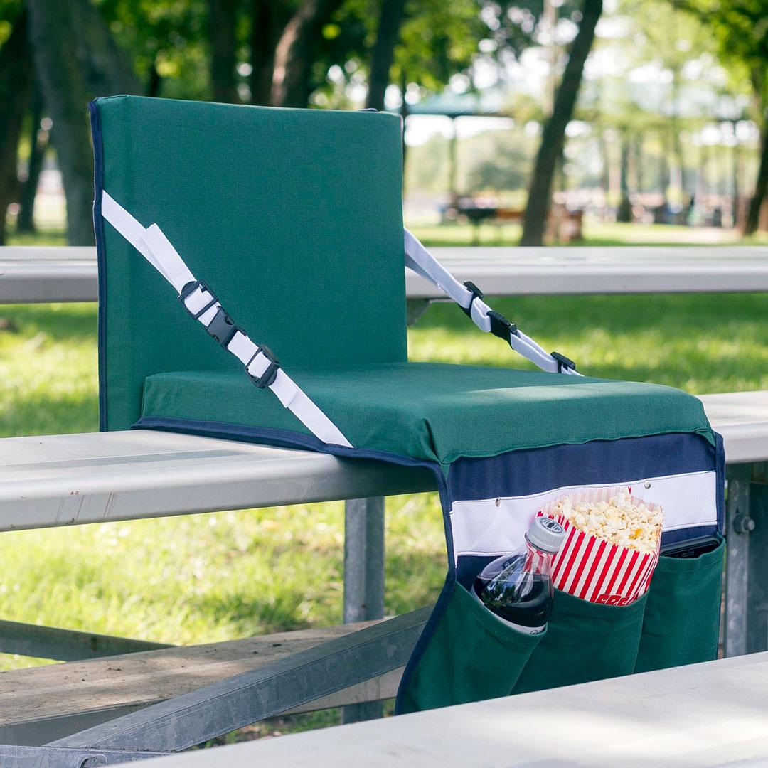 DIY stadium seat