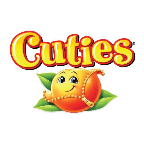 cuties logo color